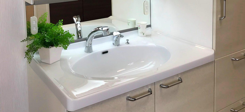 洗面台のリフォームを大阪する時のポイント